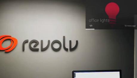 Automatización del hogar o la oficina controlada con Google Glass [Video] | DOMOTICA | Scoop.it