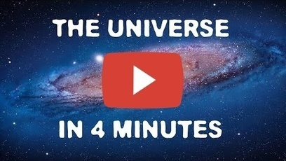 The Universe in 4 Minutes (Video) | Social Media & Technology World:  News and views about all aspects of technology, social media, marketing and related topics. | Scoop.it