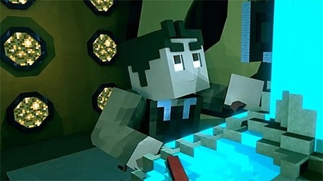 'Doctor Who's Day Roundup: Minecraft Invasion - Anglophenia | The World of Minecraft | Scoop.it