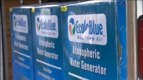 Atmospheric water generators donated to Flint | Unlimited pure water from the air | Scoop.it