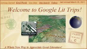 Google Lit Trips | Teaching to the Core | Scoop.it