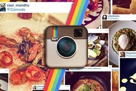 Un restaurant utilise Instagram pour créer le premier menu social ! | Mdelmas.net | innovations marketing & idées de communication | innovation | Scoop.it