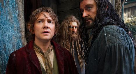 The Hobbit: The Desolation of Smaug nuovo spot tv | NewsCinema | NewsCinema | Scoop.it