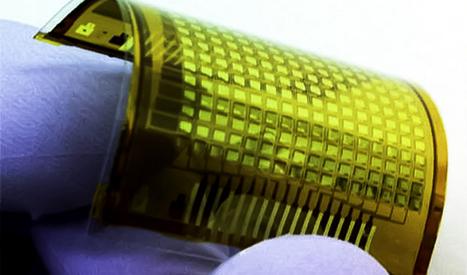 Piel artificial permitirá hacer robots sensibles al tacto | Ciencia y tecnología | Scoop.it