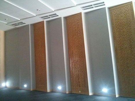 En chantier #Delon_Paris #Rabat #Marrakech #Meknès #Casablanca #Maroc #Décoration #papierpeint | Papier peint Maroc | Scoop.it