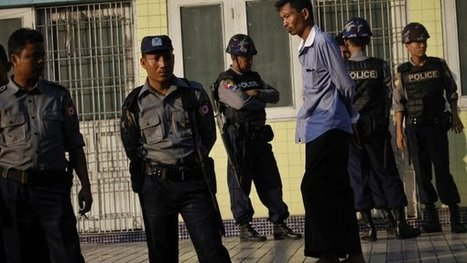 Blasts Kill 2 and Injure an American in Myanmar - New York Times | Assignment 3 for Weebly | Scoop.it