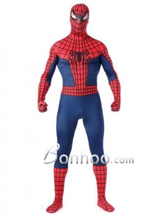Amazing Spiderman 2 Lycra Zentai Costume [201b021] - $60.00 : Shopping Cheap Dresses,Costumes,Quality products from China Best Online Wholesale Store | Cool Spiderman Costumes | Scoop.it