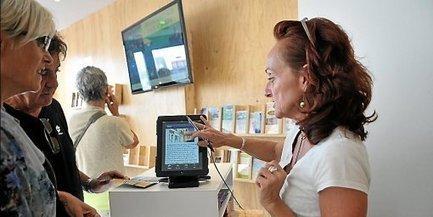 Sète: l'office de tourisme ultra connecté cet été | Accueil numérique dans les offices de tourisme | Scoop.it
