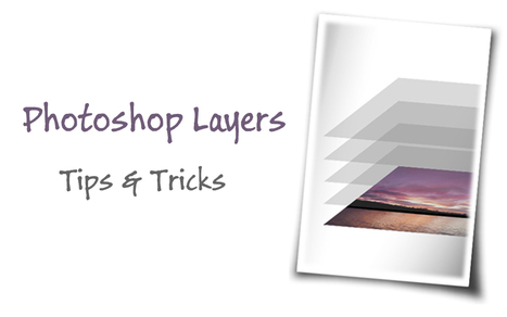 Select layers without using the layers panel in Photoshop | Graphic Design | Scoop.it