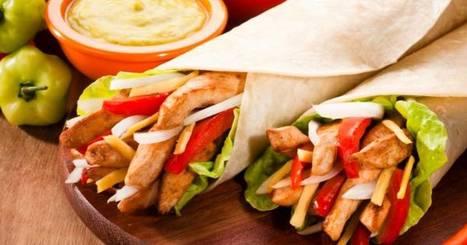 Fajitas de Pollo y Vegetales - Mega Tasty | Mexican and Nutritious Cuisine | Scoop.it