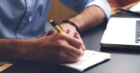 Pensamiento Administrativo: El arte de tomar notas para incorporarlas a sus tareas y proyectos. | Gestión de Enfermería | Scoop.it