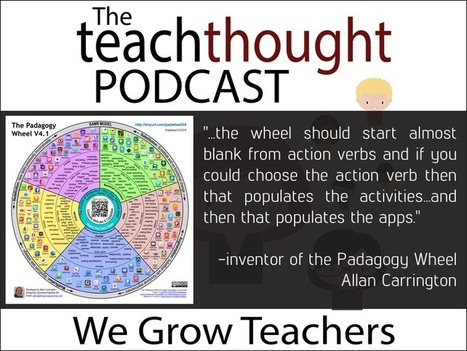 Ep. 28 Integrating #EdTech With The Padagogy Wheel | Reinvento | Scoop.it