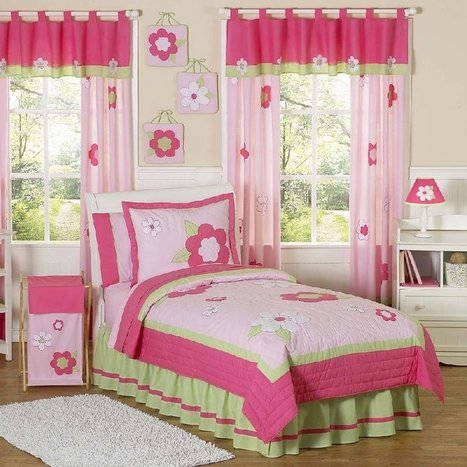 Flower fantasy bedroom for girls | Home games | Scoop.it