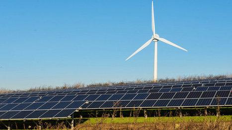 Les renouvelables progressent, mais surtout pour l'électricité | Energies Renouvelables | Scoop.it