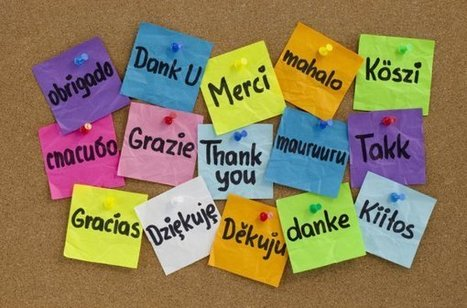 Why Thanking Someone For A Retweet Might Actually Be A Good Idea After All | Innovation | Scoop.it