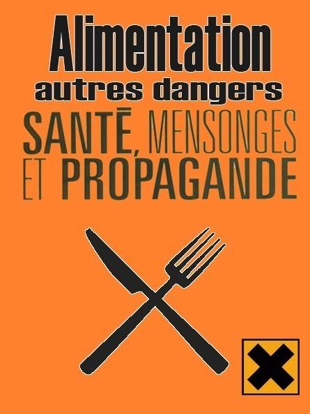 Alimentation autres infos importantes! | MENU Santé Danger ! #CQVC | Scoop.it