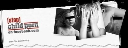 Firma esta petición - Pide a las redes sociales que denuncien los casos de pornografía infantil   #limpialared   Scoop.it