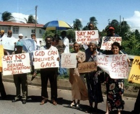 Christian and LGBT Groups Have Brought the Battle for Gay Rights to the Caribbean | Belize in Social Media | Scoop.it