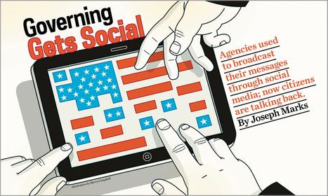 Governing Gets Social - GovExec.com   Peer2Politics   Scoop.it