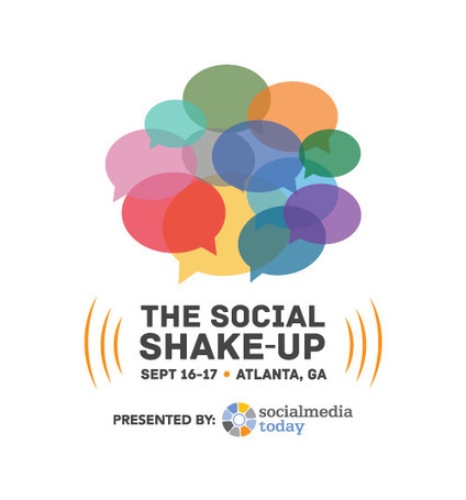 Scaling the Human Spark at the Social Shake-Up | Social Media Today | Digital-News on Scoop.it today | Scoop.it