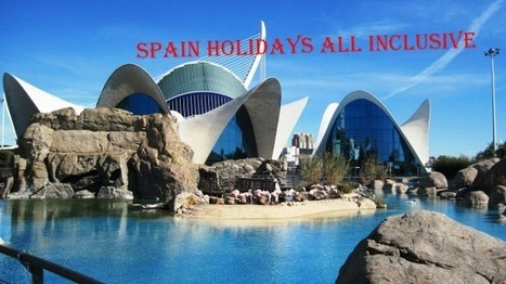 Spain Holidays Are Beautiful Which Stimulates Holiday | last second holidays | Scoop.it