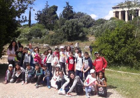 Βόλτα στην Αρχαία Αγορά!!! | Γεννάδειος Σχολή-Δ' Τάξη    2013-2014 | Scoop.it