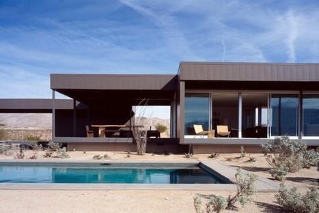 Desert House by Marmol Radziner | sustainable architecture | Scoop.it