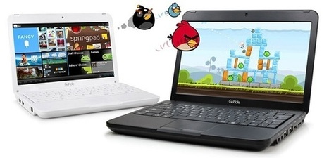 Ergo Electronics introduces GoNote, an Android touch-laptop for the ... | Android Apps for Education | Scoop.it