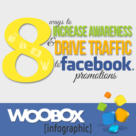8 Ways To Drive Traffic To Your Promotion [INFOGRAPHIC] | Social Media Magic | Scoop.it