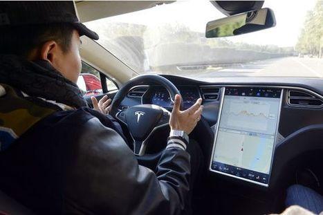 La voiture autonome est déjà en route | Ifsttar | Scoop.it