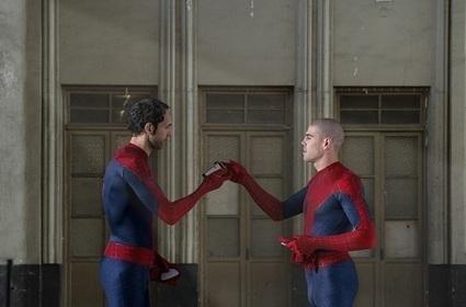 Valdés, Diego López, Iniesta and Arbeloa - Spider Man Advert | Pulp Interest | Scoop.it