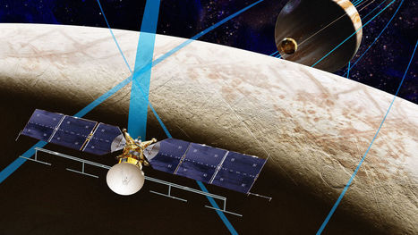How NASA's Jet Propulsion Lab Is Branding Deep Space Missions | Europa News | Scoop.it