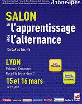 8ème salon de l'apprentissage et de l'alternance à Lyon   Alternance IUT   Scoop.it