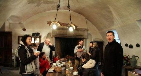 Le château a ouvert ses portes | Actualités du tourisme lotois | Scoop.it