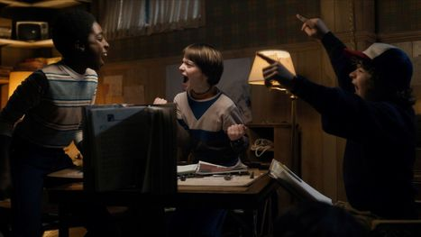 Finished binging Netflix's Stranger Things? Pick up these 12 books next | Literature & Psychology | Scoop.it