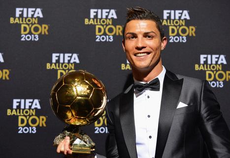 Le look du jour : Cristiano Ronaldo en Dsquared² | Orientation Post_Bac. | Scoop.it