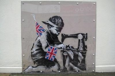 El mural más polémico de Banksy, de nuevo a subasta | Banksy y sus obras | Scoop.it