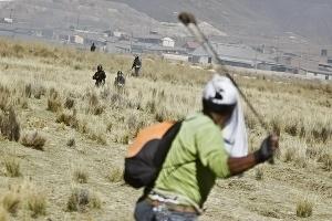 Conflits sociaux : le Pérou doit choisir entre or et eau | Nouvelles d ... | Pollutions minières | Scoop.it