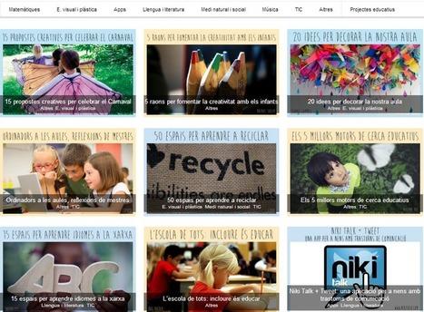 Què hi ha a Educació i les TIC? | Creativitat TIC | Scoop.it