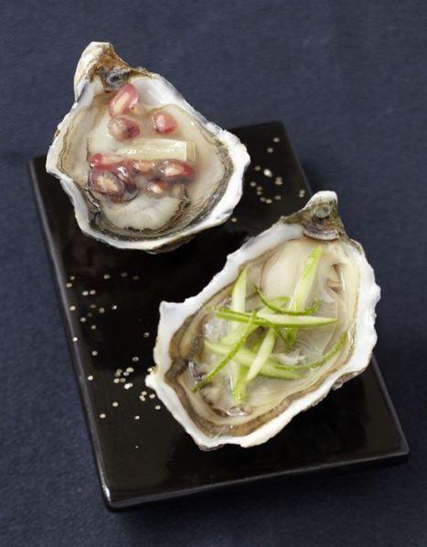 Duo coloré d'huîtres Arcachon Cap-Ferret | Le Bassin d'Arcachon | Scoop.it
