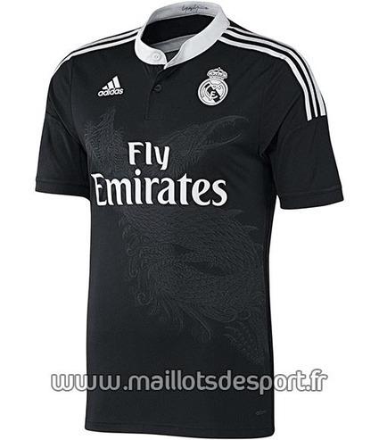 Maillot third 2014-2015 du Real Madrid ! | Maillot de Sport | Scoop.it