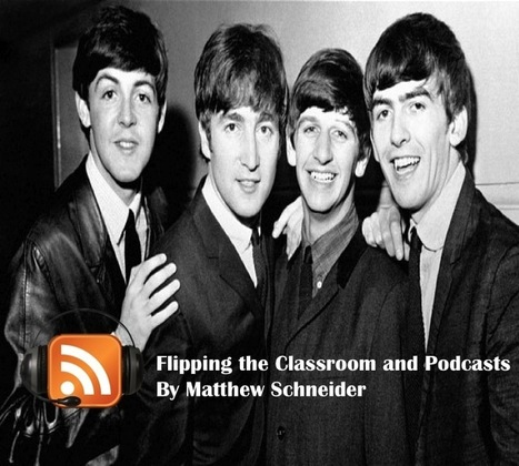 Guest Post: Podcasts and Flipping the Classroom Instructional Technology Blog | High Point University | High Point, NC | STEM Projects Using Social Media - High School | Scoop.it