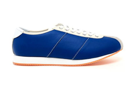 Junya Watanabe 2013 Spring/Summer Leather and Suede Trainers ... | COMME des | Scoop.it