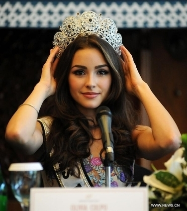 Miss Universe 2012 Olivia Culpo visits Indonesia - Global Times | Belezas & Belezas | Scoop.it