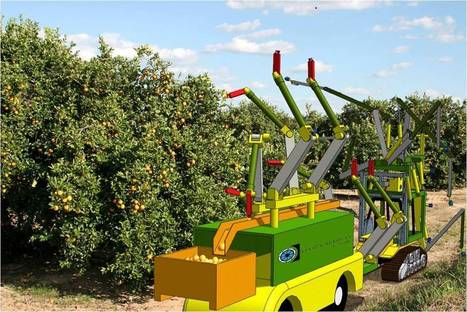 Agriculture shock: How robot farmers will take over our fields | Robolution Capital | Scoop.it