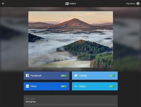 PixBuf, gérer les photos sur les réseaux sociaux | Facebook, Twitter, LinkedIn et les autres ... | Scoop.it