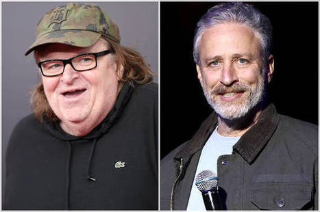 Michael Moore might save Flint: Moore, Jon Stewart, John Oliver keep proving satirists get more done than politicians | Comedy and Democracy | Scoop.it