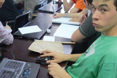 Les jeux vidéo de demain s'inventent à l'école | Pige jeu vidéo | Scoop.it
