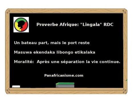 Proverbe Afrique – RDC – Lingala: Un bateau part, mais le port reste | Actions Panafricaines | Scoop.it