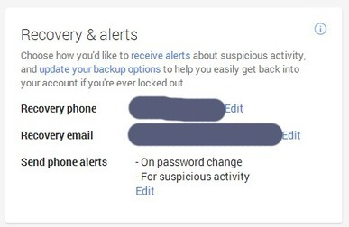 Tips to secure your google account   CodingCyber   Scoop.it